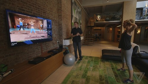 Xbox Fitness: how Microsoft plans to use big names and big data to whip you into shape