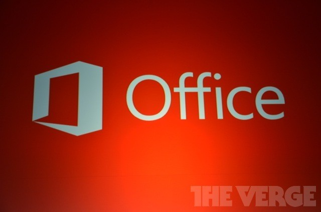 Office for iPad to debut after touch-friendly Windows version