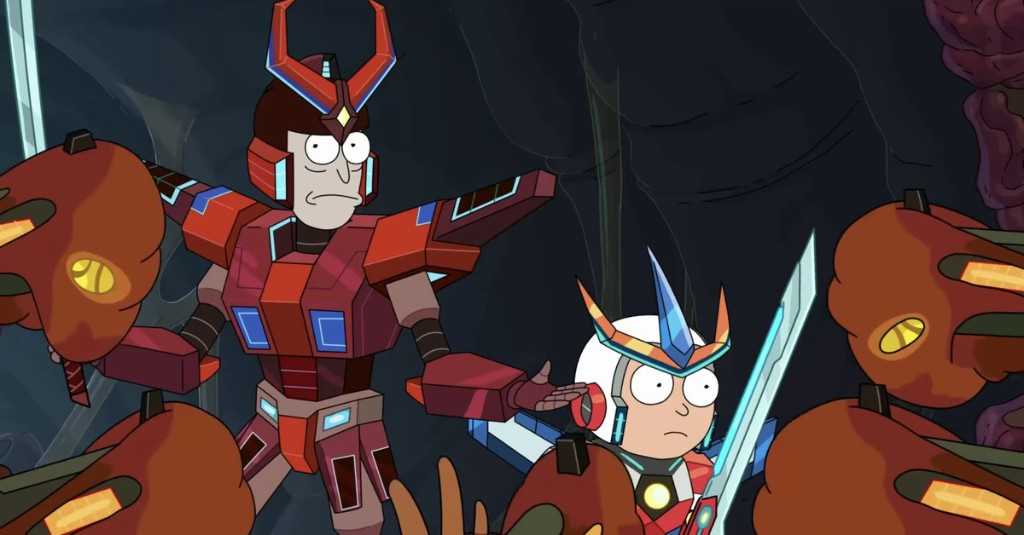7 trailers that have us hyped this week: Rick and Morty, Stargirl, and more