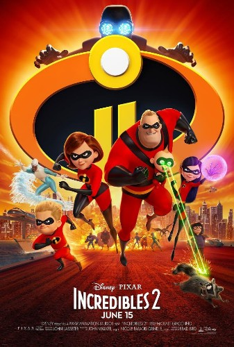 Parenting is acrobatic in the new Incredibles 2 trailer