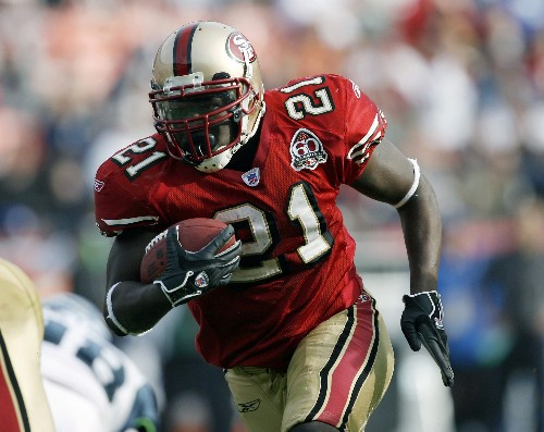 Frank Gore owns an NFL record that will never be broken
