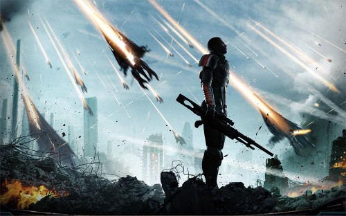 Mass Effect is becoming a 4D theme park attraction in California