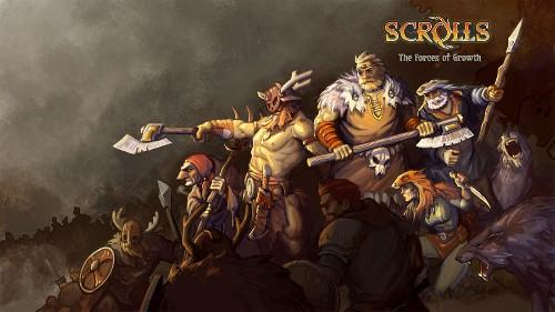 Mojang debuts 'Scrolls' launch trailer, releasing in beta next week