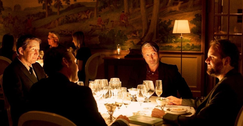 Mads Mikkelsen's new movie asks: Would life be better if you were constantly drunk?