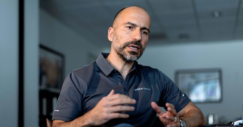 Uber may shut down in California if forced to classify drivers as employees, CEO says