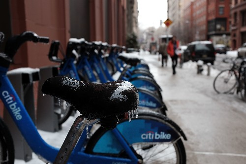 Citi Bike to triple in size, thanks to $100 million from new owner Lyft