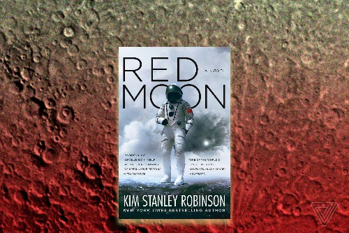 This political thriller brings murder to the Moon