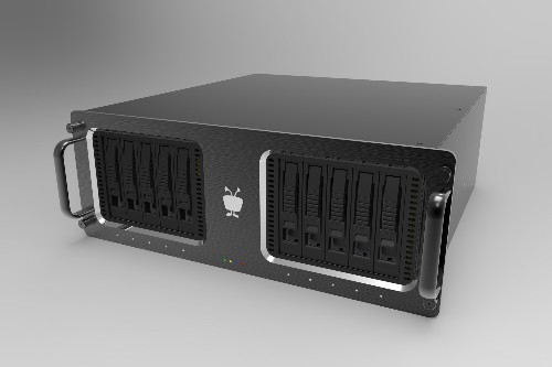 The insane TiVo Mega costs $5,000, can record three years of TV, and looks like a rack server
