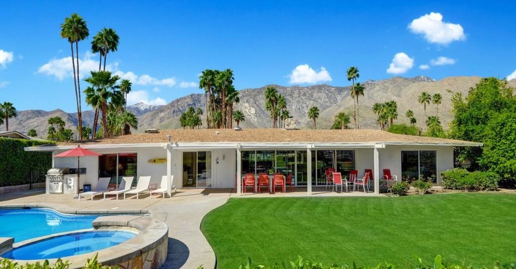 Walt Disney's technicolor dream house asks $1.1M