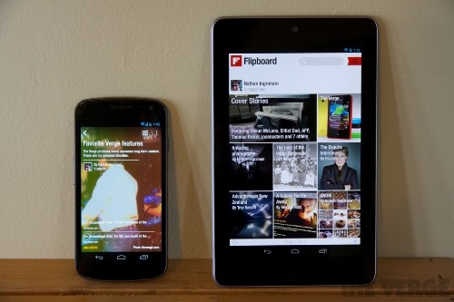 Flipboard brings iOS magazine features to Android