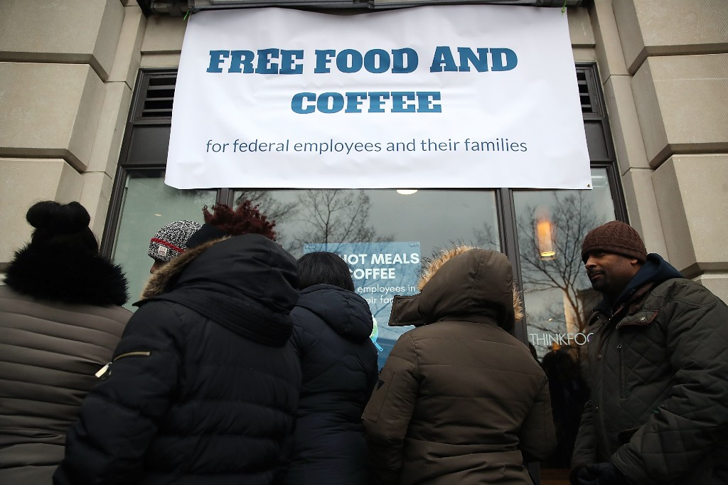 GoFundMe launches fundraiser for workers affected by government shutdown