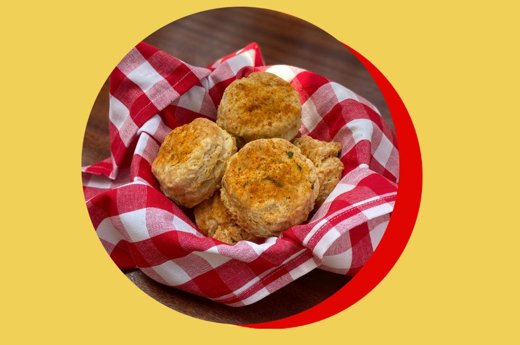 Make These Flakey, Buttery Old Bay Biscuits From Chef Jared Howard