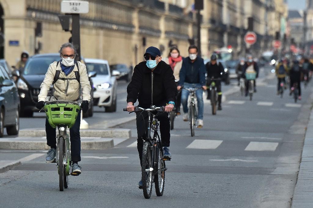 Cities are transforming as electric bike sales skyrocket