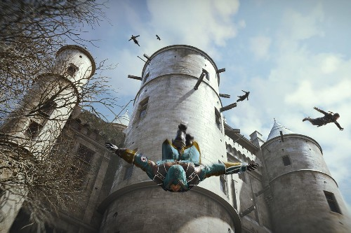 'Assassin's Creed: Unity' review: bigger doesn't mean better