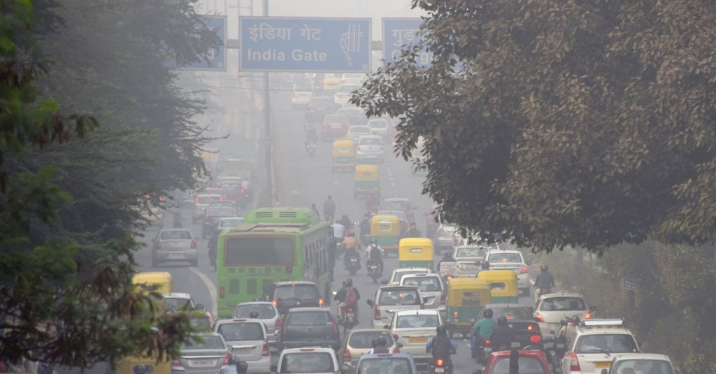 Why India's air pollution is so horrendous