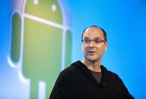 Android co-founder Andy Rubin accused of cheating wife out of fortune while running a sex ring