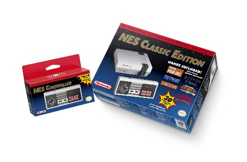 Nintendo is releasing a miniature NES with 30 built-in games