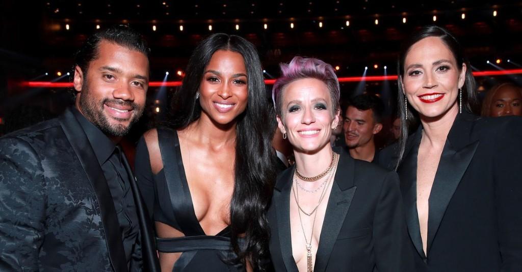 Russell Wilson to host 2020 ESPY Awards alongside Megan Rapinoe and Sue Bird