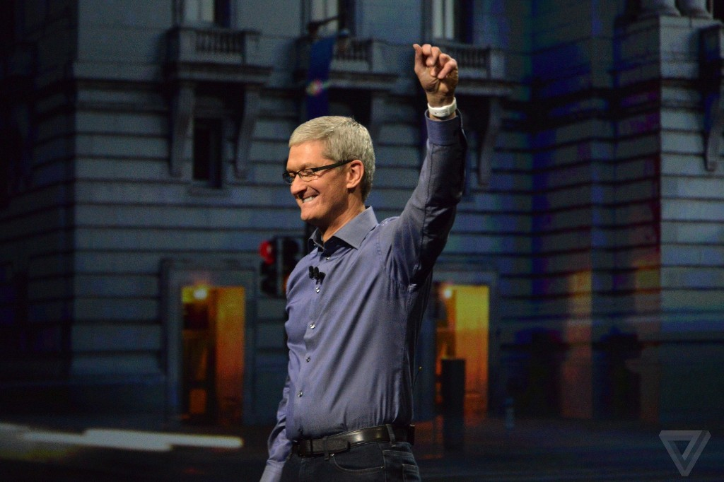 Apple CEO Tim Cook talks privacy and dodges car questions in NPR interview