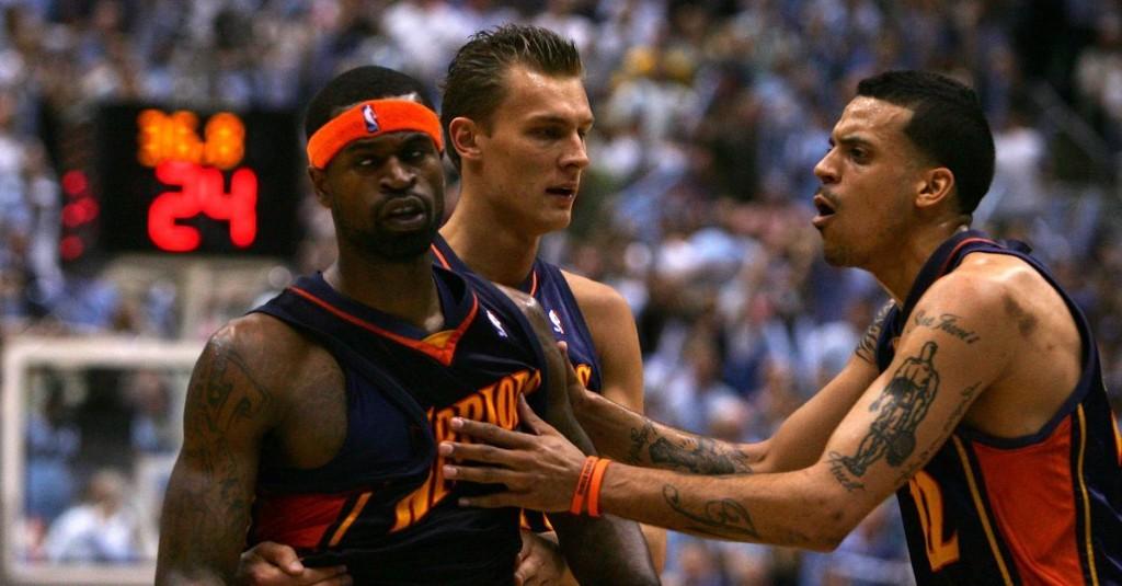 Matt Barnes and Stephen Jackson disagree with Bill Simmons, say Kobe Bryant is better than Tim Duncan