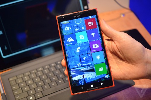 Leaked screenshots reveal more Windows 10 phone features
