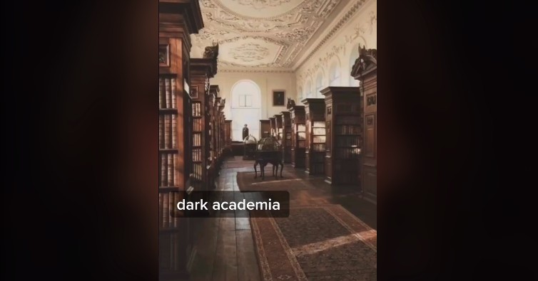 """This week in TikTok: Are you cottagecore or more """"dark academia""""?"""