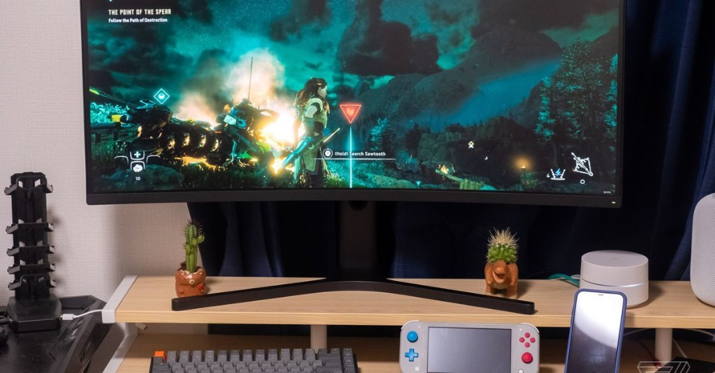 Xiaomi's new gaming monitor is a surprisingly good 34-inch ultrawide