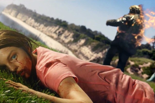 Watch the gloriously gory 'Dead Island' trailer re-enacted in live action