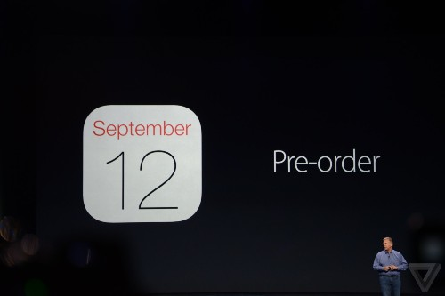 Apple says iPhone 6 pre-orders set new overnight record