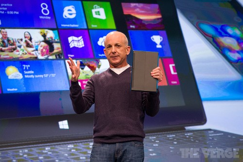 Former Windows chief reveals Microsoft's reaction to the iPad