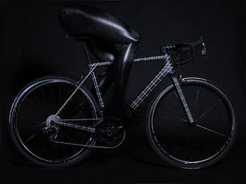 Canyon and Kraftwerk collaborated to create the ultimate techno bike