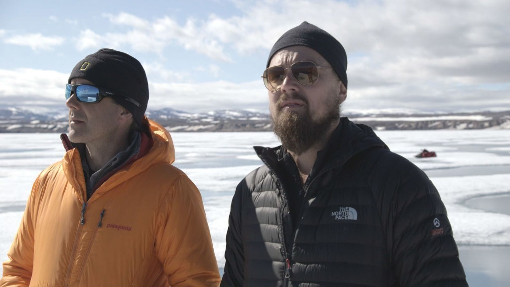 Leonardo DiCaprio's climate-change doc is streaming for free ahead of US election