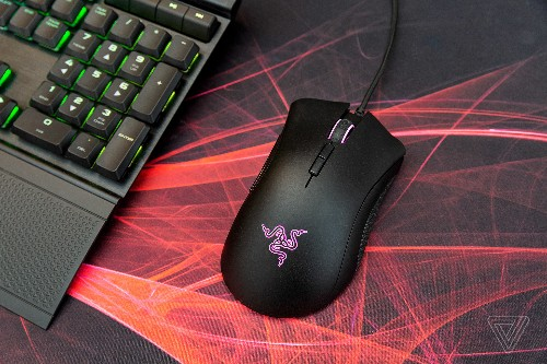 Razer's DeathAdder Elite mouse and other PC gear are discounted today