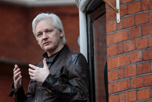 WikiLeaks has a new editor-in-chief because Julian Assange has no internet access
