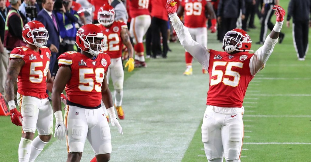 The Chiefs have strong candidates competing to play across from Frank Clark
