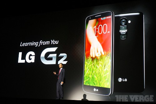 20 injured at ill-conceived LG G2 promotional event