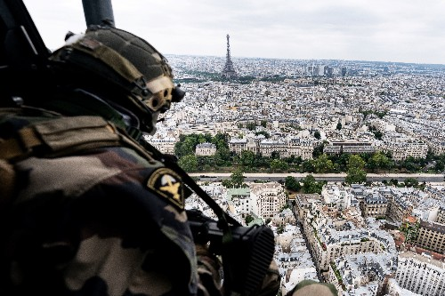 The French Army is hiring science fiction writers to imagine future threats