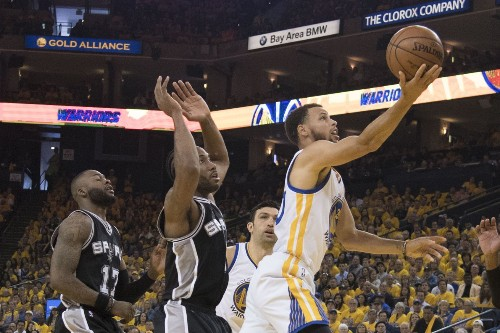 The Warriors, the Spurs, and dynasties passing the torch in pro sports