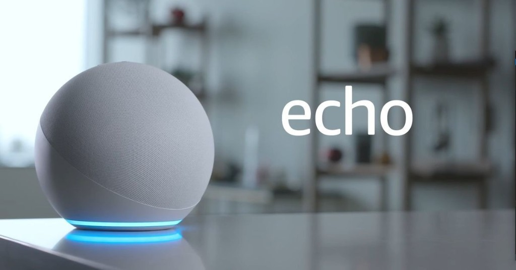 Amazon redesigns the Echo with a new spherical design and a custom machine learning processor