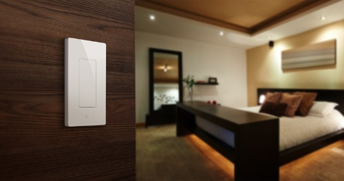 There's now a light switch for Apple's HomeKit