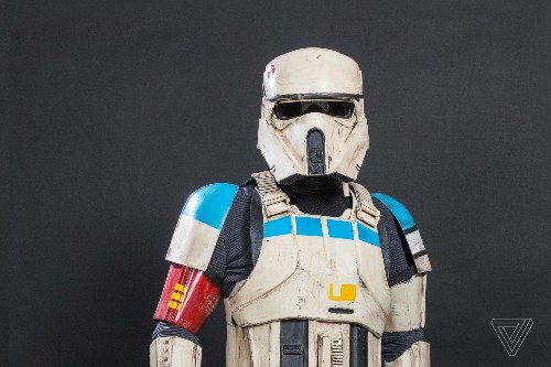Why I love building Star Wars troopers