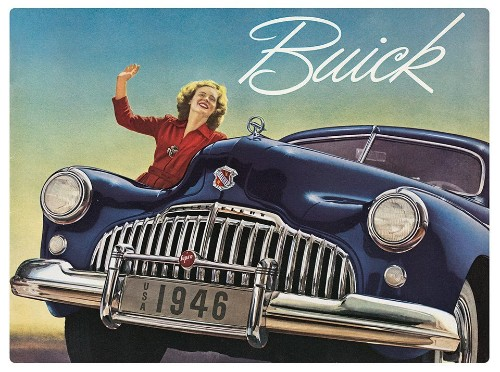 Automobile Design Graphics brings you the car dealer brochures of yesteryear
