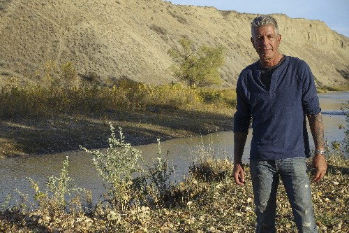 'Anthony Bourdain: Parts Unknown' in Montana: Just the One-Liners