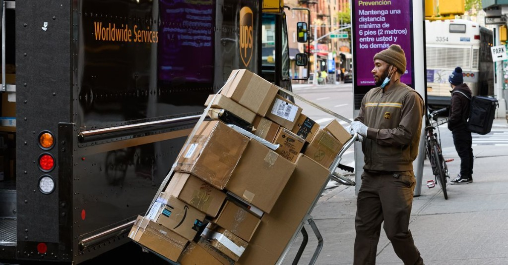 Returning stuff you bought online is about to get easier