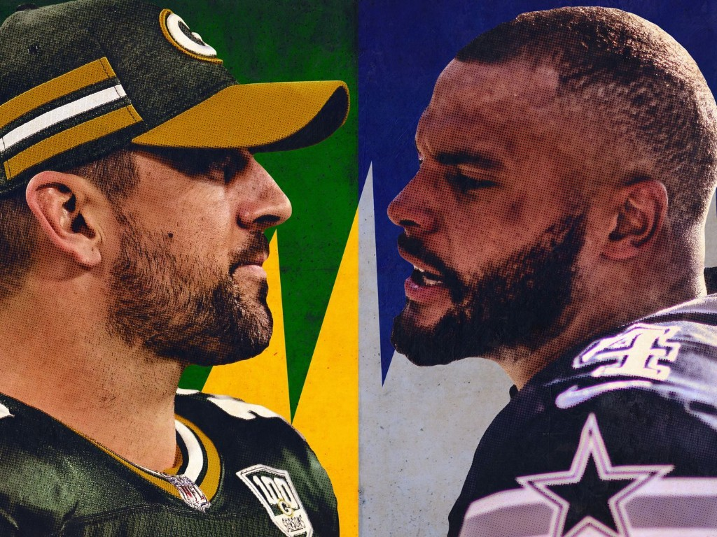 A Compelling NFL Slate This Week
