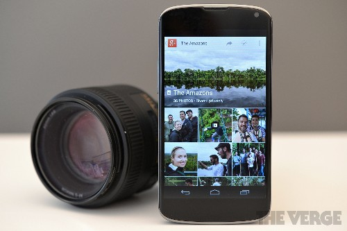 Google+ update for Android includes improved photo experience and Snapseed integration