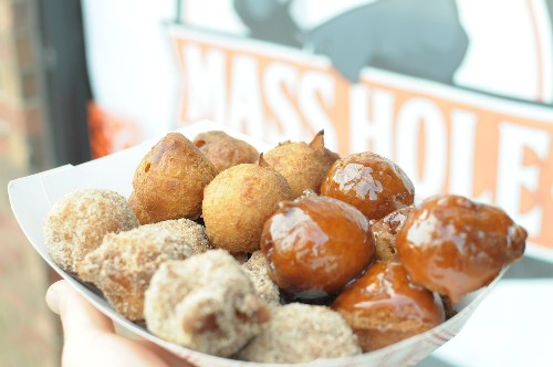 Arlington Overflows With Doughnut Holes This Weekend