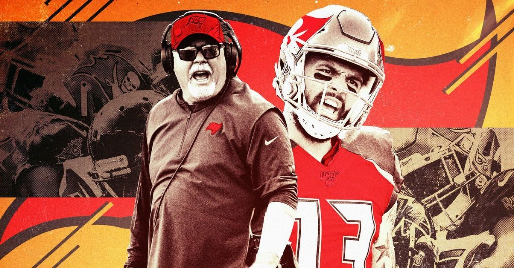 The Buccaneers Are Now the Center of the NFL Universe. But How'd They Get Here?