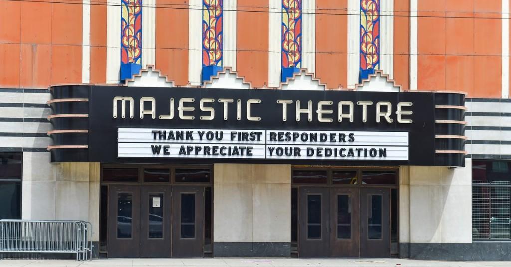 The Majestic Theatre's Big Detroit Entertainment Complex Lists for Sale
