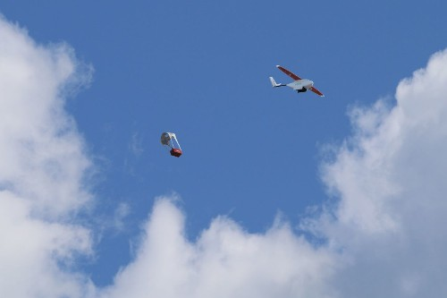 Drones will begin delivering blood and medicine in the US